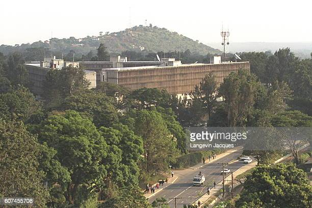 General view of the ICTR in Arusha in northeast Tanzania a country that neighbors Rwanda