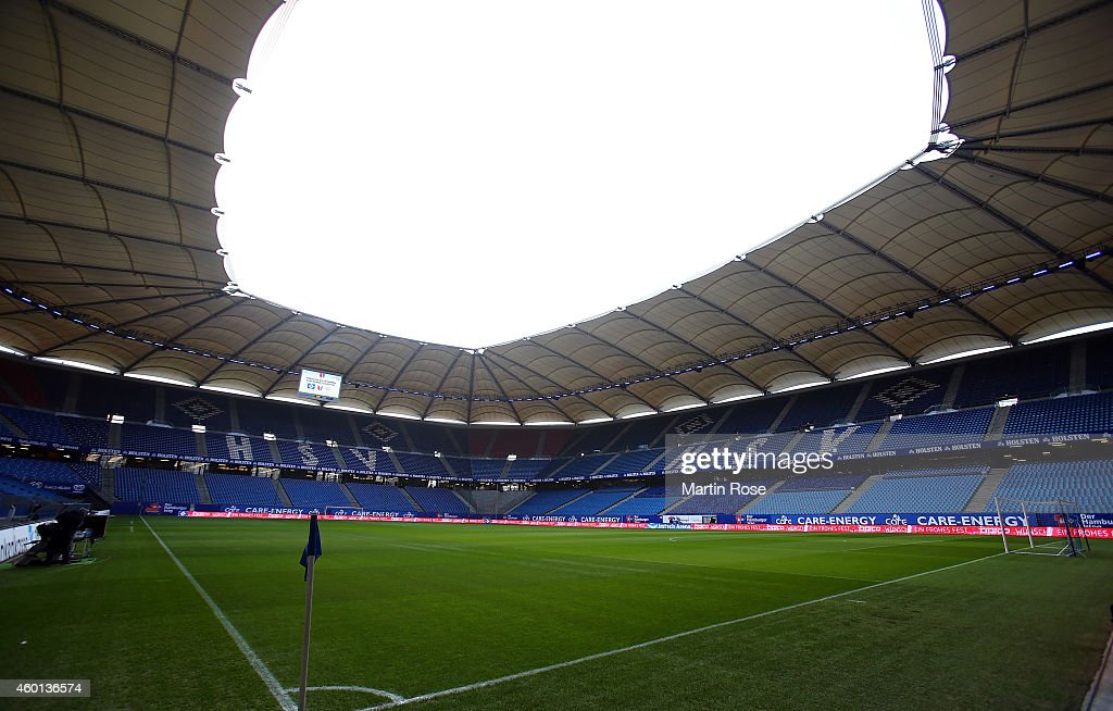 Hamburger SV v 1. FSV Mainz 05 - Bundesliga : News Photo