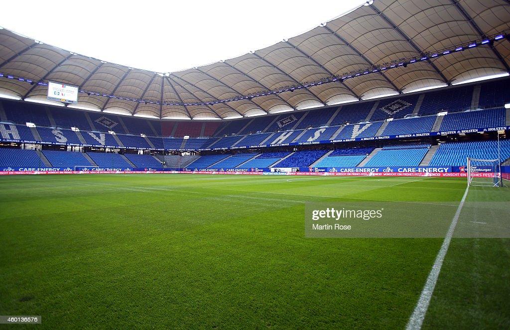Hamburger SV v 1. FSV Mainz 05 - Bundesliga : News Photo