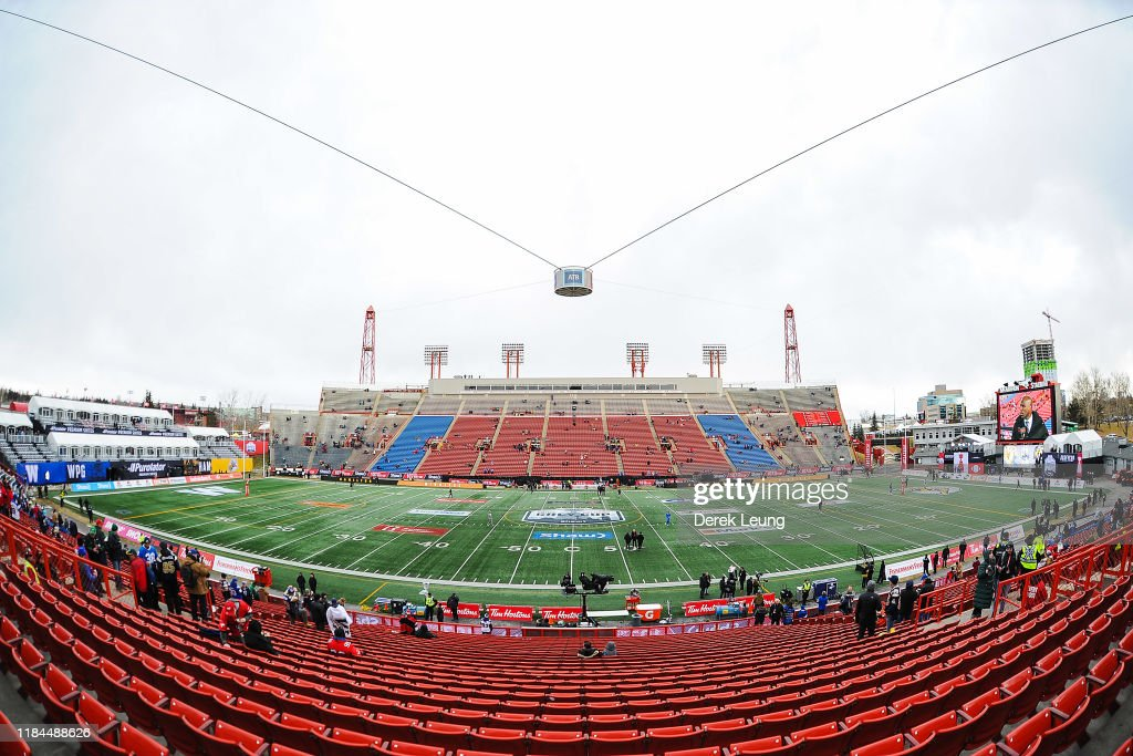 107th Grey Cup Championship Game : News Photo