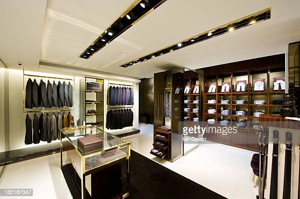 a3e3f62d31f General view of the interior of the refurbished Gucci London Flagship Store  on Bond Street on
