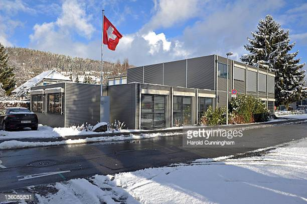 A general view of the International School of Berne on December 19 2011 in Guemligen Berne Switzerland Following the death of North Korean leader Kim...