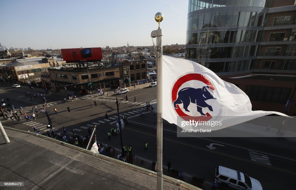 Colorado Rockies v Chicago Cubs : News Photo