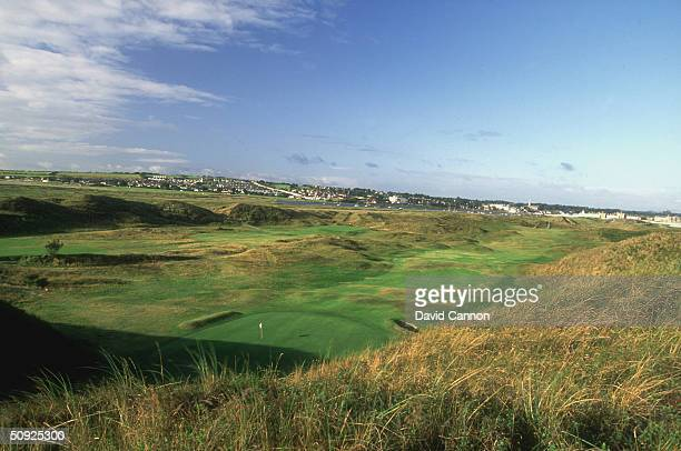 General view of The Island Golf Club,Donabate,County Dublin, Ireland .