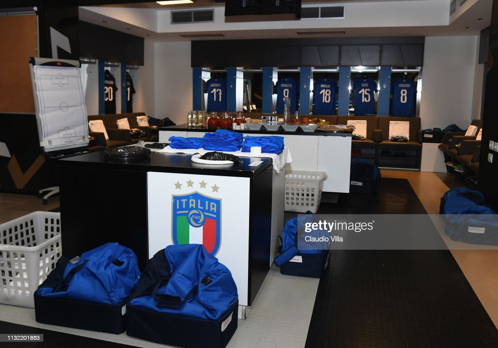 ITA: Italy v Finland - UEFA EURO 2020 Qualifier