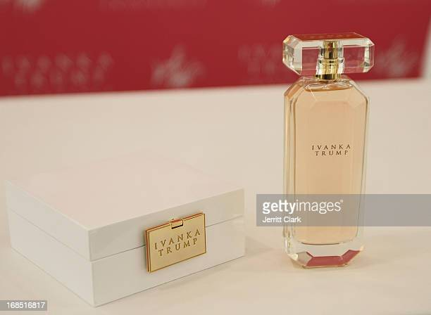 General view of the Ivanka Trump Fragrance at the Ivanka Trump Fragrance Launch at Lord Taylor on May 9 2013 in New York City