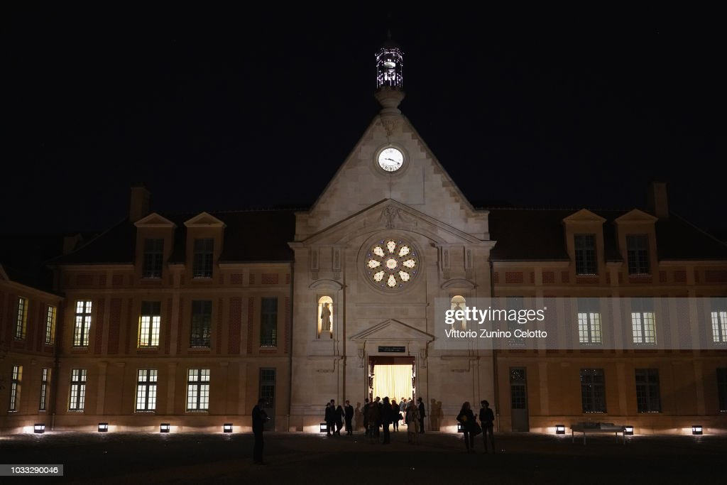 A general view of The Kering Heritage Days Opening Night at 40 Rue de Sevres on September 14, 2018 in Paris, France.