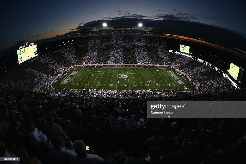 Oregon v Michigan State : Fotografía de noticias
