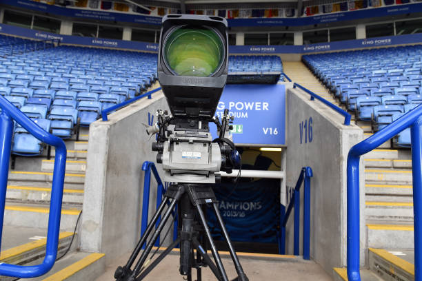 GBR: Leicester City v Newcastle United - Premier League