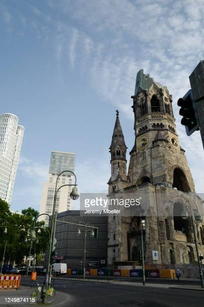 General view of the Kurfürstendamm in Berlin on June 10, 2020 in Berlin, Germany.