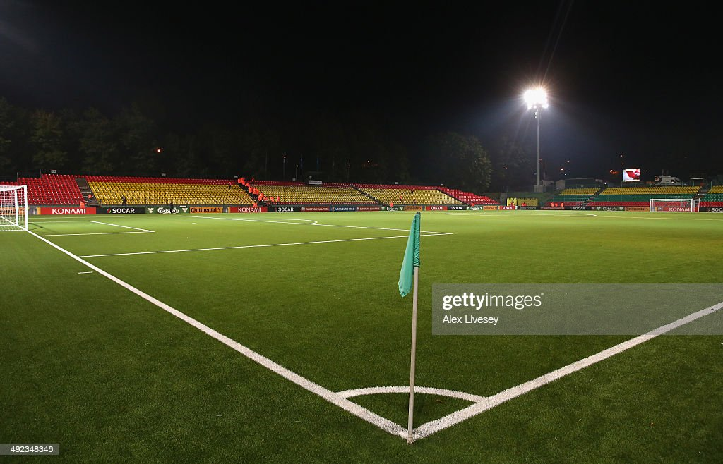 Lithuania vs Scotland will take place at the LFF Stadium in Vilnius. (Photo by Alex Livesey/Getty Images)