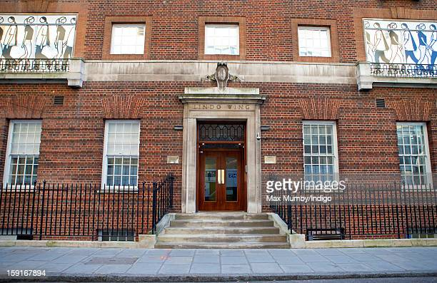 A general view of The Lindo Wing a private hospital located at St Mary's Hospital Paddington on January 08 2013 in London England The Lindo Wing is...