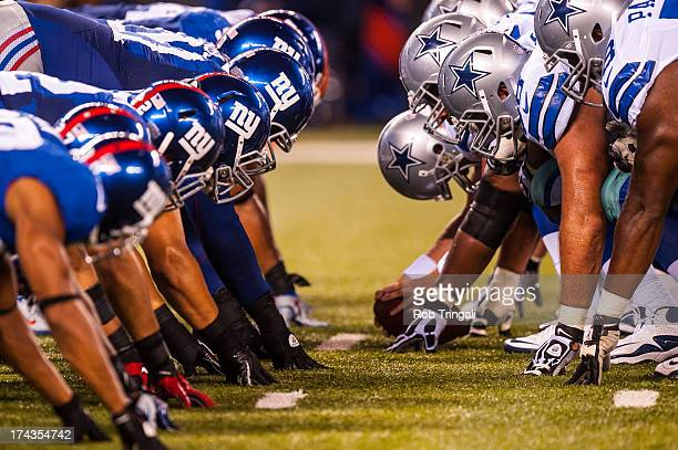 30 Top Cowboys Giants Line Pictures, Photos and Images