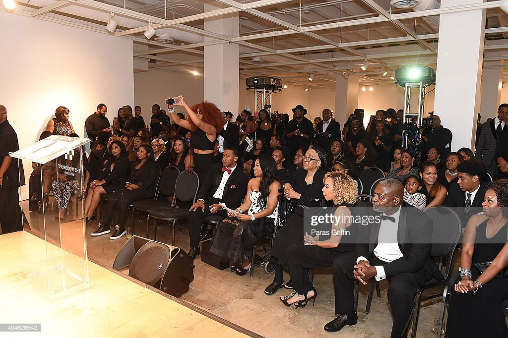 Live And Die For Hip Hop Black Out Gala : News Photo