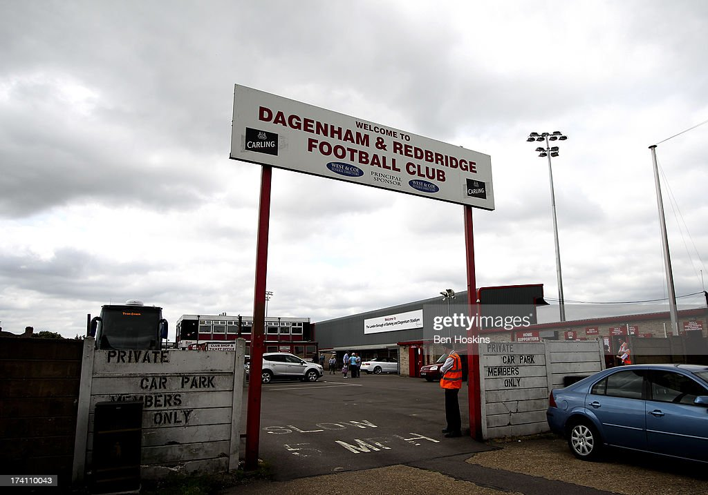 Dagenham and Redbridge v Crystal Palace - Pre Season Friendly : News Photo