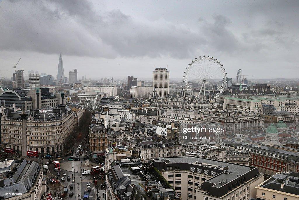 General Views Of The London Skyline : News Photo
