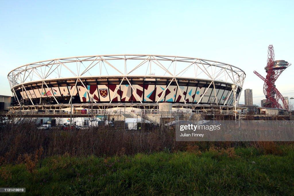 West Ham United v Fulham FC - Premier League : ニュース写真