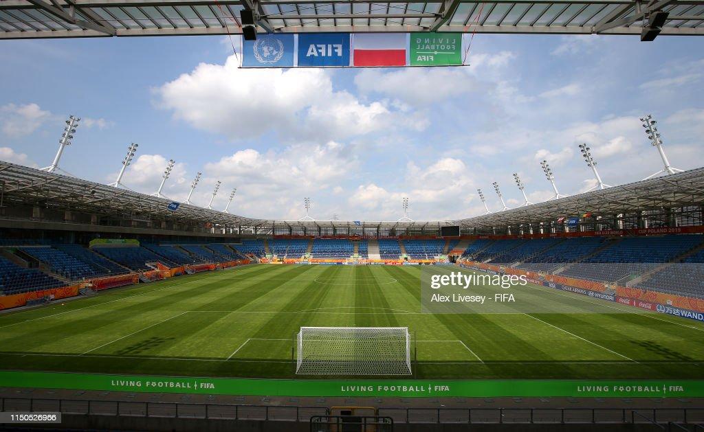 Previews - 2019 FIFA U-20 World Cup : News Photo