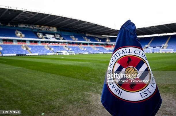 A general view of the Madejski stadium during the FA Cup Third Round match between Reading FC and Blackpool FC at Madejski Stadium on January 4 2020...