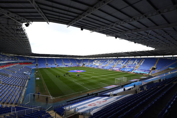 GBR: Reading v Cardiff City - Sky Bet Championship
