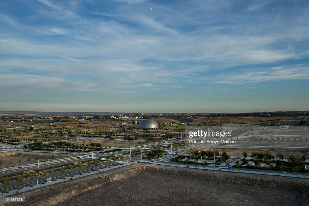 Madrid Abandons New City Of Justice Project During Downturn : News Photo