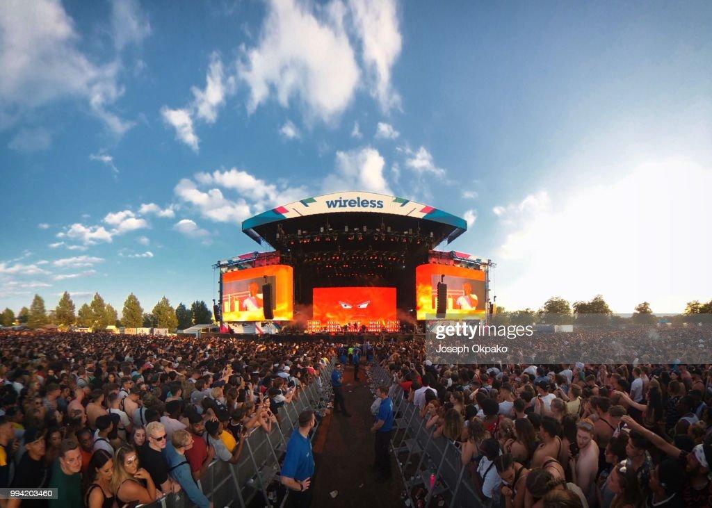 Wireless Festival 2018 : Nieuwsfoto's