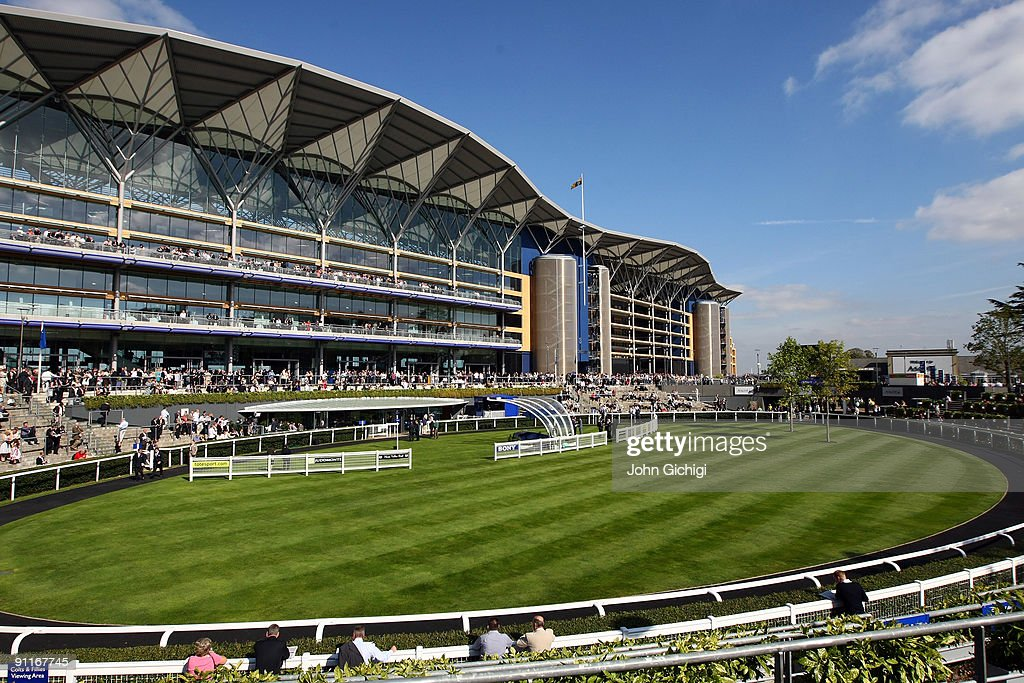 Ascot Races : News Photo