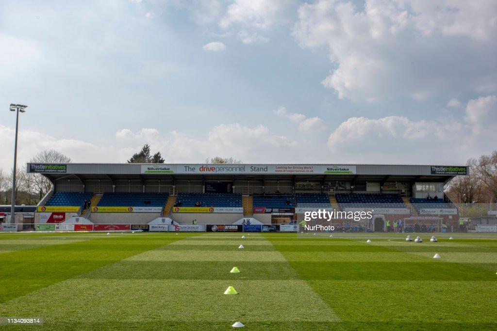 Eastleigh FC v Hartlepool United - Vanarama National League : News Photo