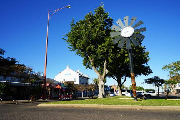 AUS: General Views Of Carnarvon, Western Australia