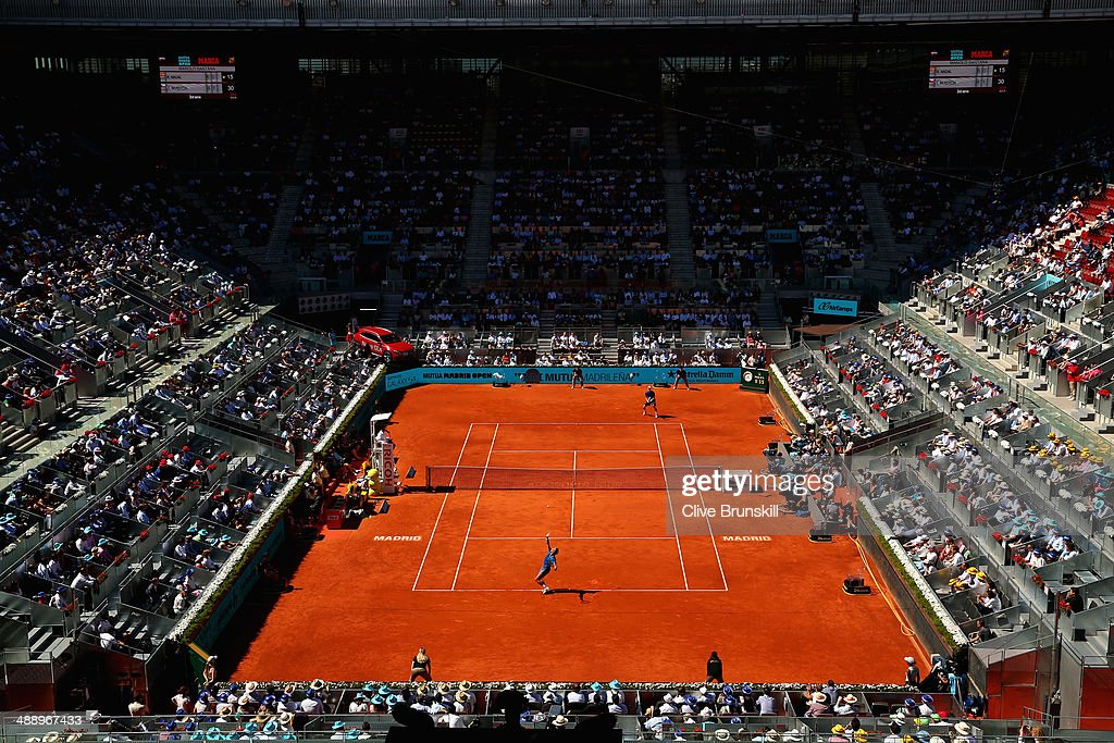 Mutua Madrid Open - Day Seven : News Photo