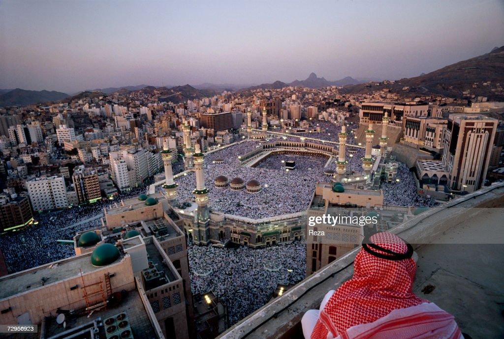 The Hajj - A Pilgrimage To Mecca: foto e immagini | Getty ...