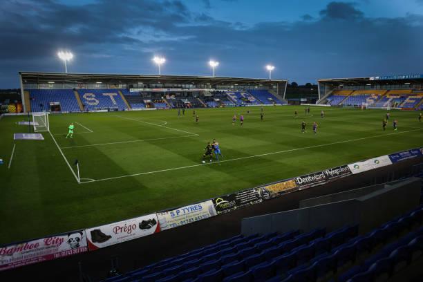 GBR: Shrewsbury Town v Bristol Rovers - Sky Bet League One