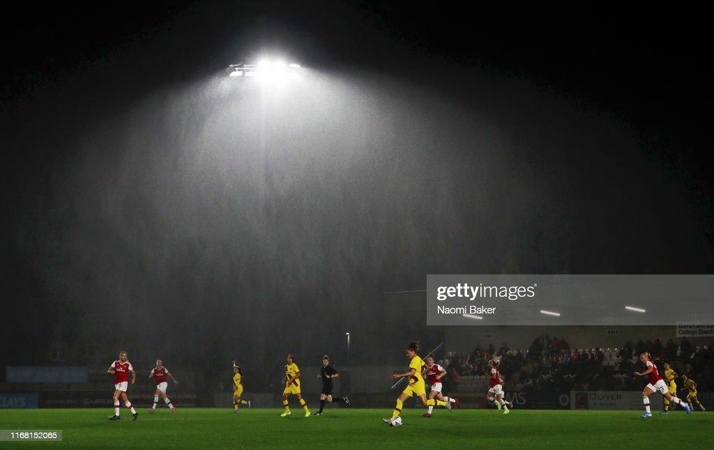 Arsenal v Barcelona Women - Pre Season Friendly : News Photo