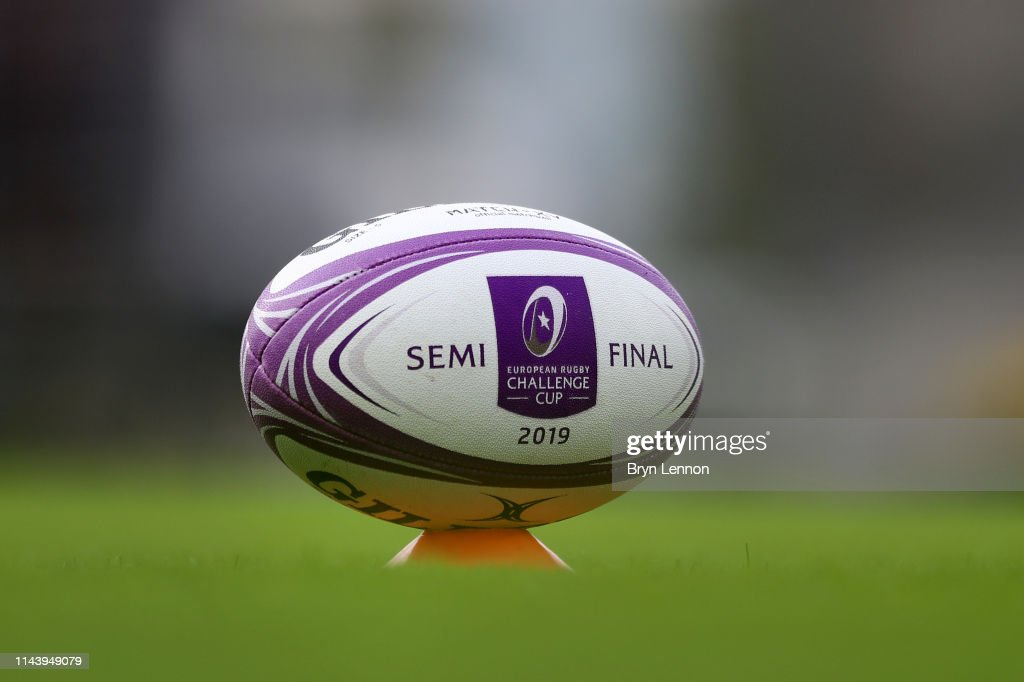 FRA: La Rochelle v Sale Sharks - European Challenge Cup Semi Final