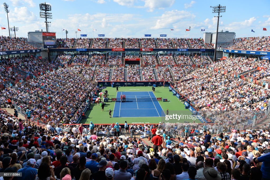 Rogers Cup presented by National Bank - Day 10 : ニュース写真