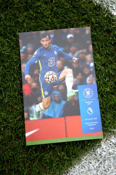 GBR: Chelsea v Norwich City - Premier League