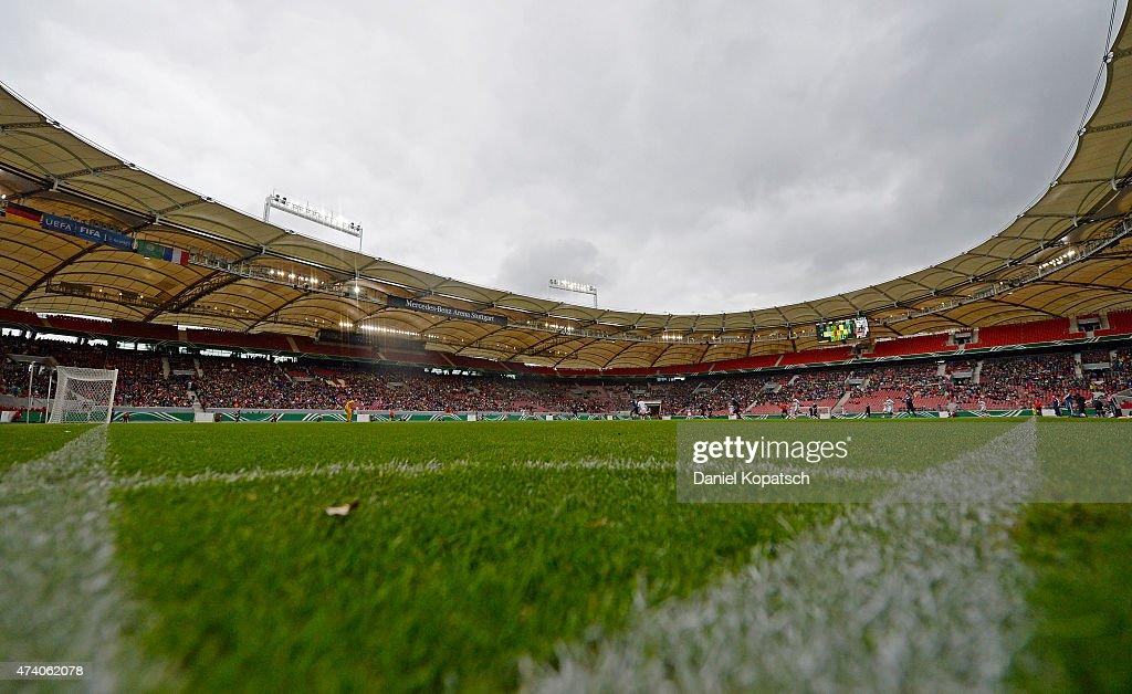 U16 Germany v U16 France - International Friendly : News Photo