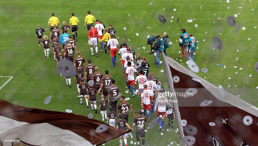FC St. Pauli v Hamburger SV - Bundesliga : News Photo