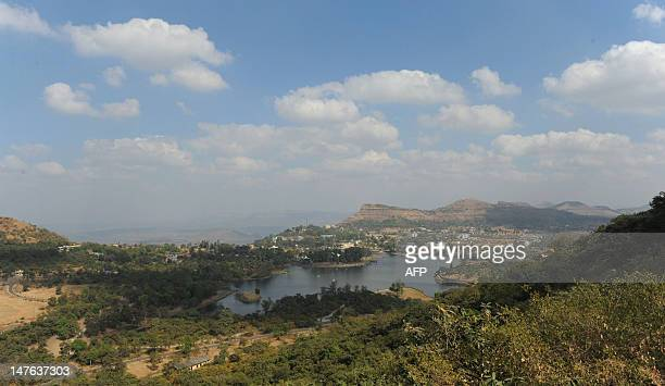 A general view of the mountains at Saputara situated in the Western Ghats some 400 Kms from Ahmedabadon December 31 2011 India's 1600km long Western...