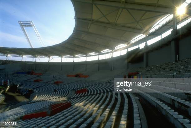 General view of the Municipal Stadium in Toulouse France France is the venue for the 1998 World Cup Mandatory Credit Stu Forster/Allsport