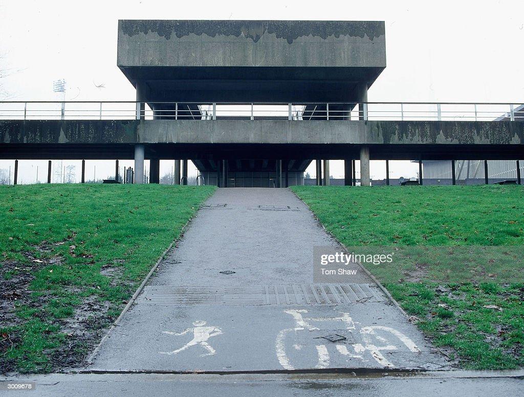 National Sports Centre-Crystal Palace : Fotografía de noticias