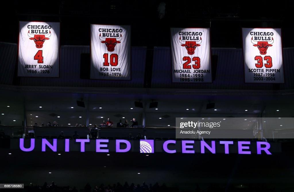 Chicago Bulls vs Detroit Pistons : News Photo