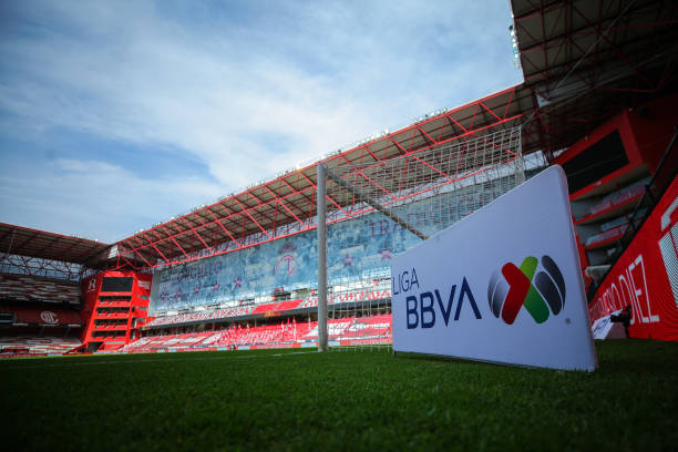 MEX: Toluca v Necaxa - Torneo Guard1anes 2021 Liga MX