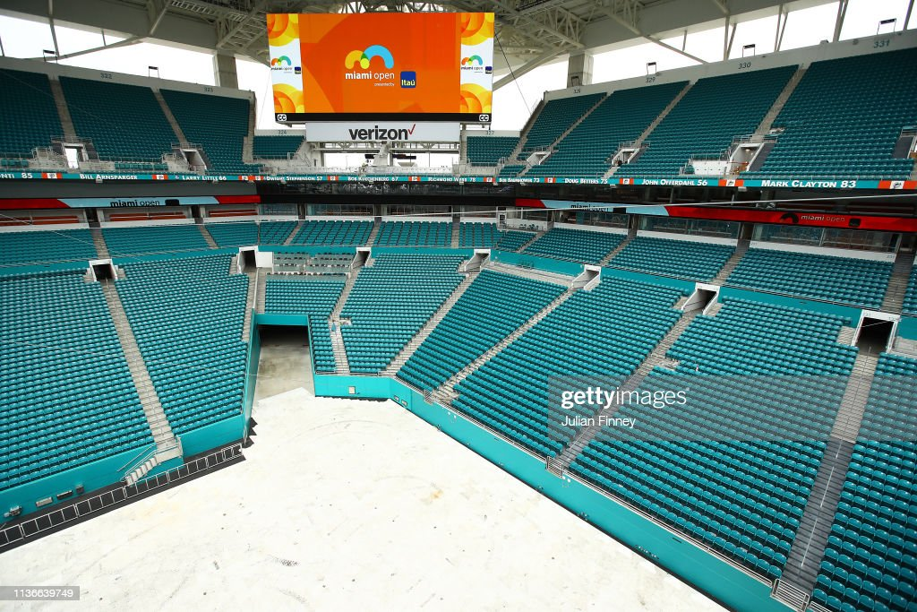 FL: Miami Open 2019 - Day 1