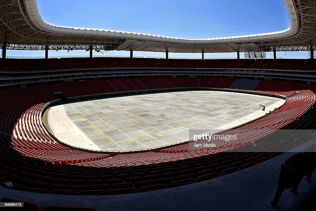 Construction Of New Chivas Guadalajara Stadium : Fotografía de noticias
