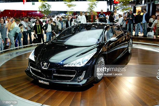 Peugeot Rc Stock Photos And Pictures Getty Images