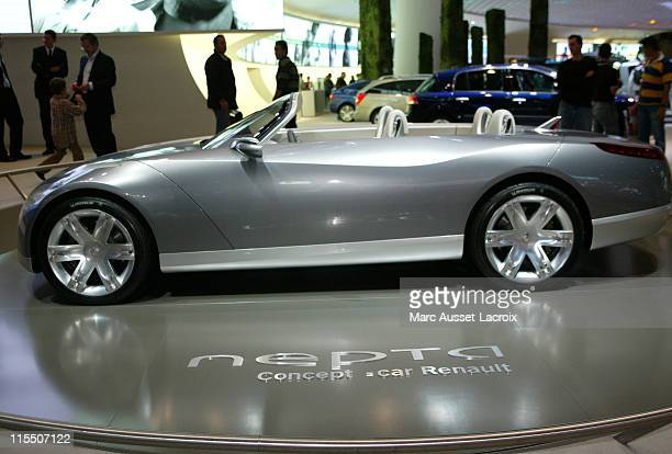 Renault Nepta Stock Photos And Pictures Getty Images