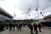 london england general view new stadium