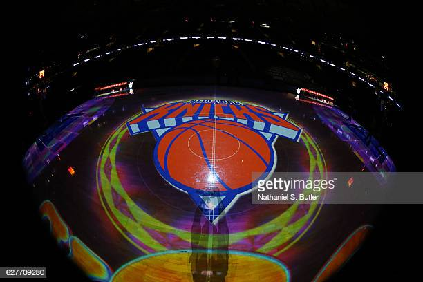 york knicks logo stock   pictures getty images