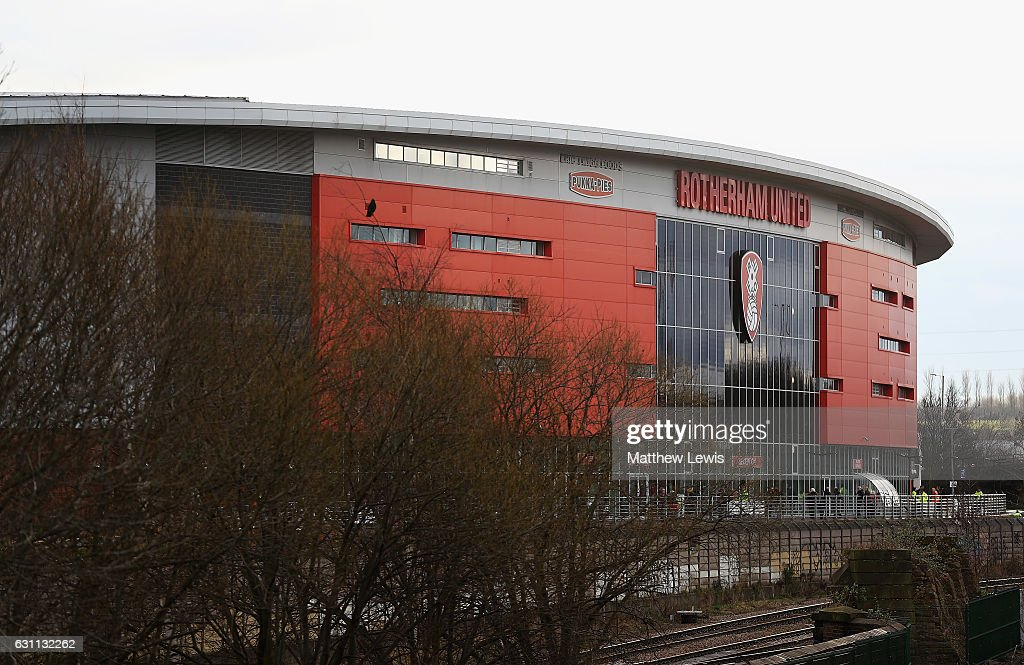 Rotherham United v Oxford United - The Emirates FA Cup Third Round : News Photo